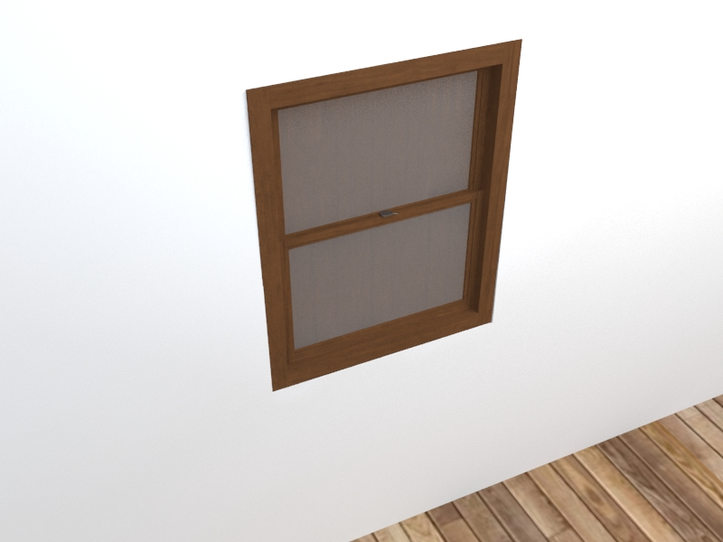 window 3d models
