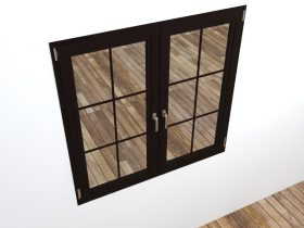 window 3d models