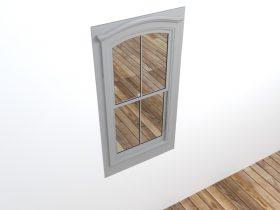 window 3d model