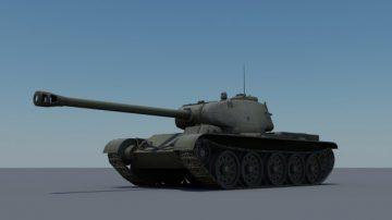 Т-44-122 3D model