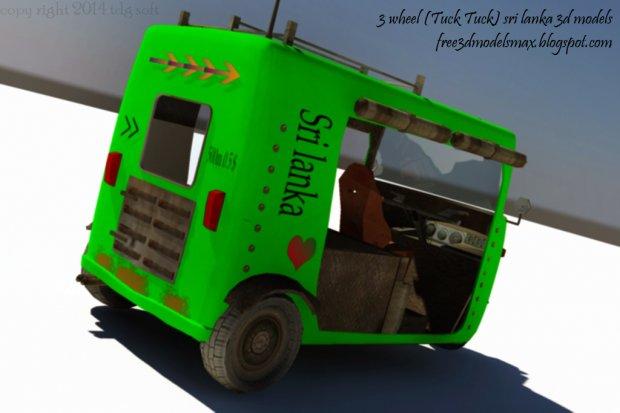 3 wheel Tuck