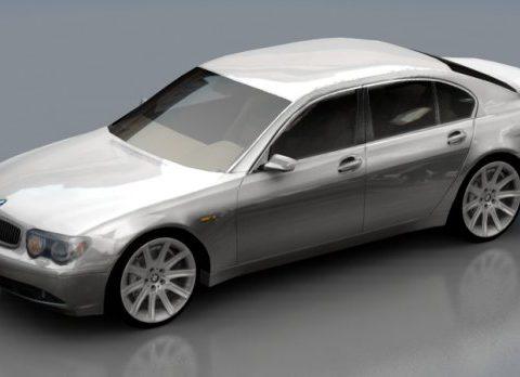 BMW 7S 3D model