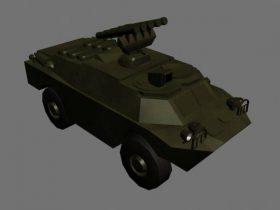 BRDM3 3D model