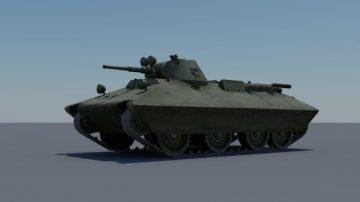 BT-SV 3D model