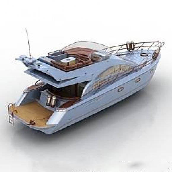 Boat Free 3d Models