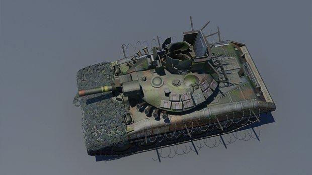 Cavalera Light Tank M551 Free 3d Models