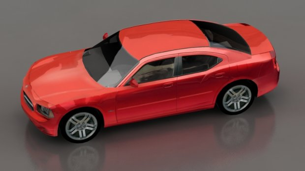 Low poly 3d car models free download