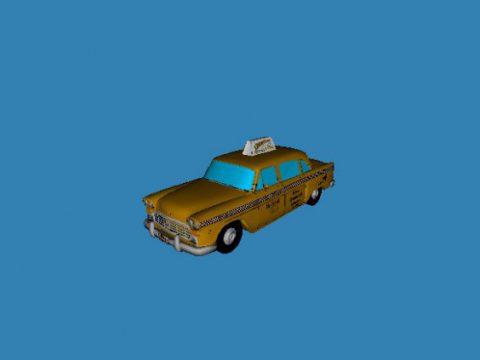 Checkers Marathon 3D model