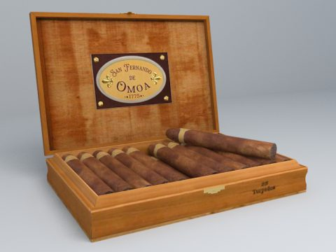 Cigar Collection 3d model