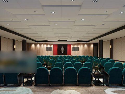 Conference room 3d max model