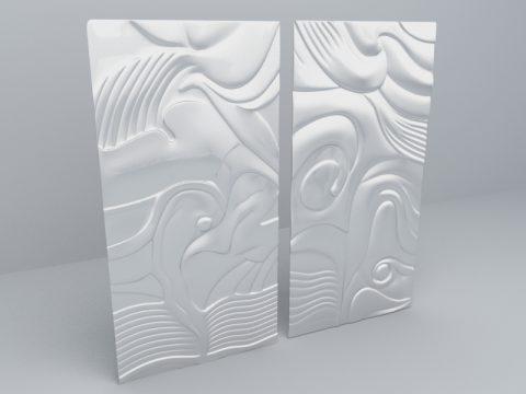 Display Stone 3d model