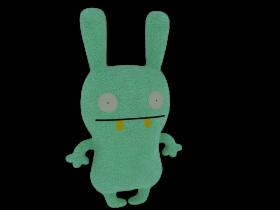 Doll monster 3d max model
