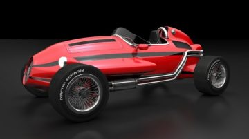FV CAR 3D model