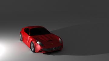 Ferrari f12 3D model