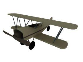 Flight Toy 3d model