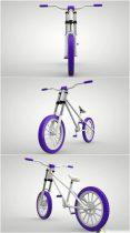 Fliso Bike 3D model