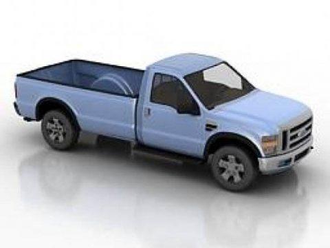 Ford F250 3D model