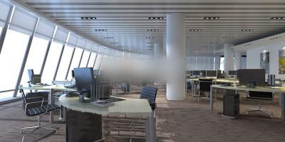 General Office 3d max model