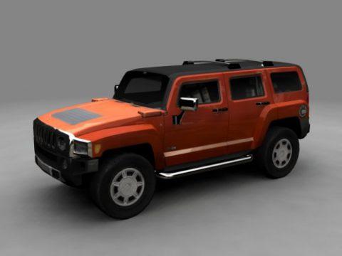 H3 3D model