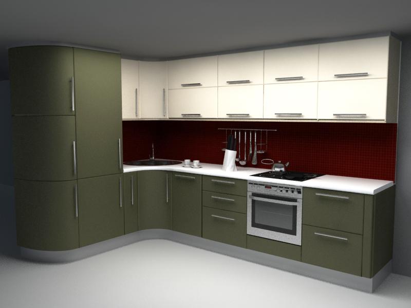Kitchen Set | Downloadfree3D.Com