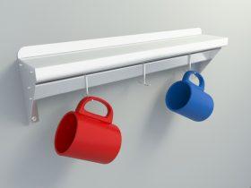Kitchen accessories 3d skp model