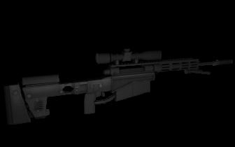 M2010 ESR 3D model
