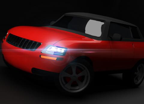 MCM 3D model