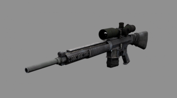 MK11 3D model