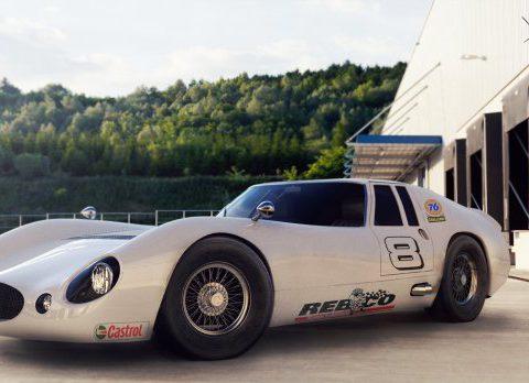 Maserati Tipo 3D model