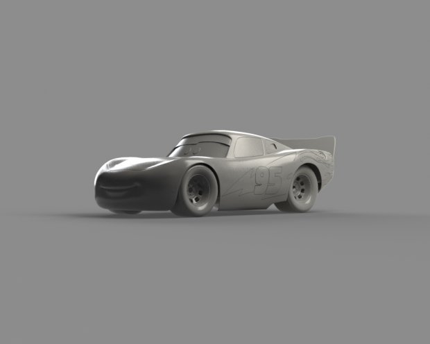Mcqueen Lightning Cars Downloadfree3d Com