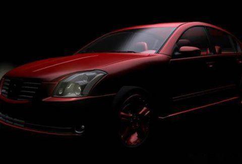 Nissan 3D model