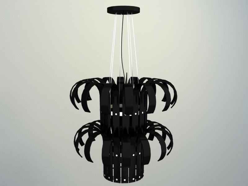 Pendant Lamp 3d model