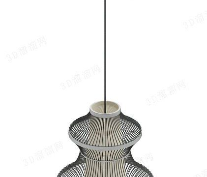 Pendant Lamp 3ds max model