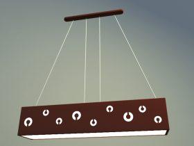 Pendant Lamp 3ds c4d model