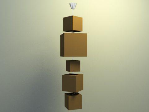 Pendant Lamp 3d max model