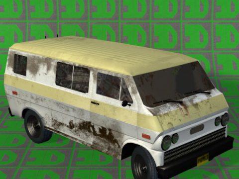 Protect Van 3D model