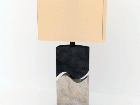 Reading Lamp 3d model free