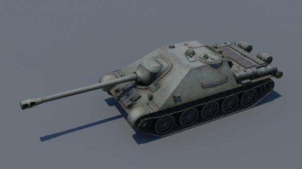 SU-122-44 | Free 3D models