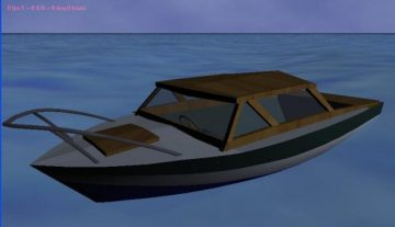SeaAngler 3D model
