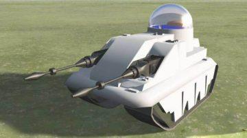 Star Wars S tank 3D model