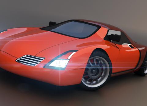 T-SSM 3D model