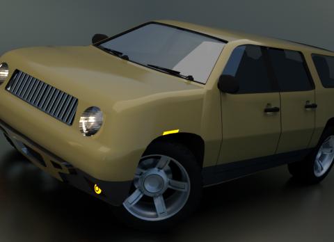 T-VM1 3D model