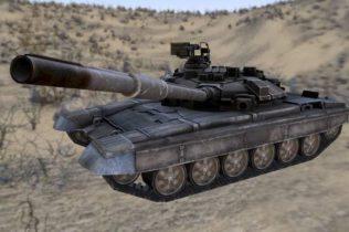 T90 3D model