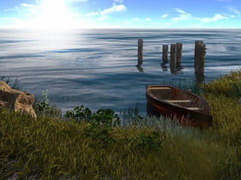 The Boat 3D model