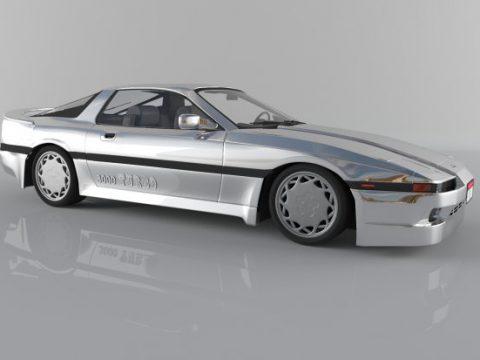 Toyota supra Turbo-a-1990