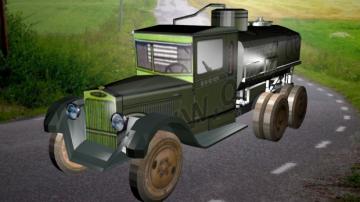 ZiS-6 3D model