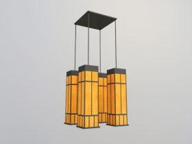 pendant lamp 3d free model