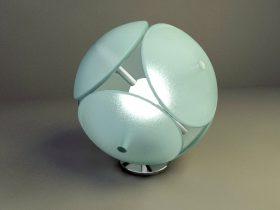 Table Lamp 3ds max obj model