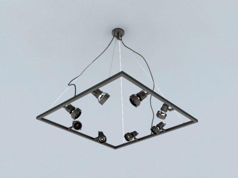 technology spotlights 3d model