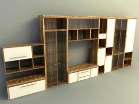 tv panel 3d max model
